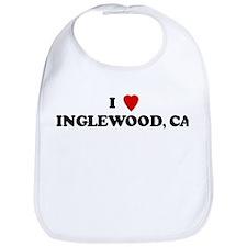 I Love INGLEWOOD Bib
