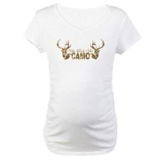 REAL GIRLS WEAR CAMO Shirt