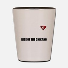 Rise of the Chicano Shot Glass