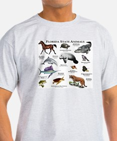 Florida State Animals T-Shirt