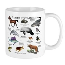 Florida State Animals Mug