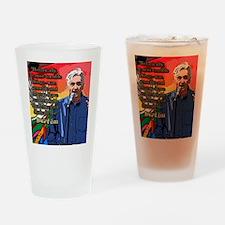 Howard Zinn Drinking Glass