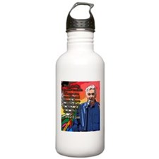 Howard Zinn Sports Water Bottle