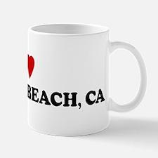 I Love HERMOSA BEACH Mug