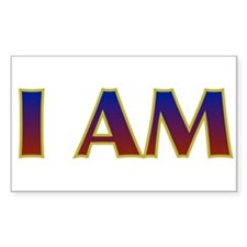 I AM Decal
