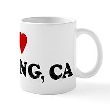 I Love HERLONG Mug