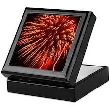 Fireworks Keepsake Box