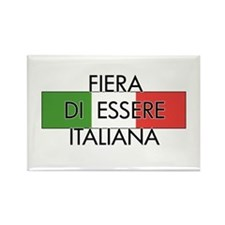 Fiera (Female) Rectangle Magnet