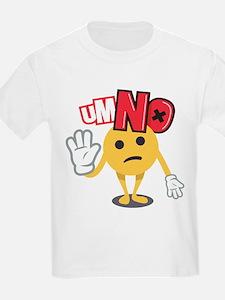 Emoji Um No T-Shirt