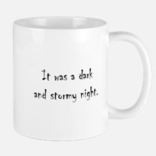 Cute Dark and stormy night Mug