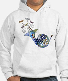 Wild French Horn Jumper Hoody