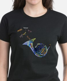 Wild French Horn Tee