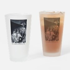 Diabolical Plots Drinking Glass