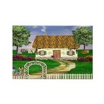 Country Cottage Magnets (10 pack)