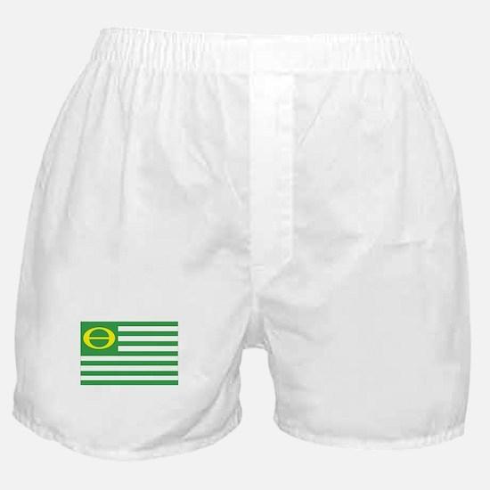 Ecology Flag Boxer Shorts