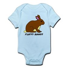Fluffy Bunny? Infant Bodysuit