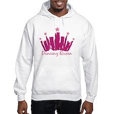 Dancing Queen Crown Hoodie