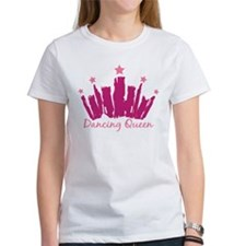 Dancing Queen Crown Tee
