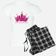 Dancing Queen Crown Pajamas
