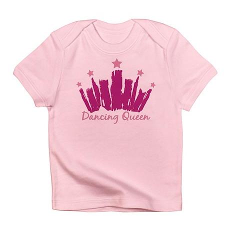 Dancing Queen Crown Infant T-Shirt