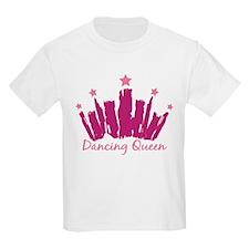 Dancing Queen Crown T-Shirt