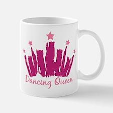 Dancing Queen Crown Mug