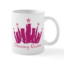 Dancing Queen Crown Small Mug