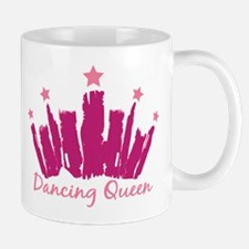 Dancing Queen Crown Small Small Mug