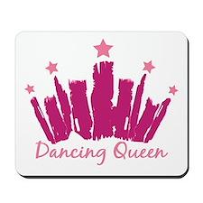 Dancing Queen Crown Mousepad
