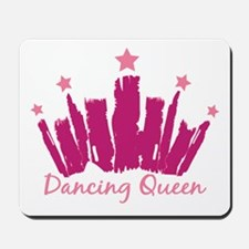 Dancing Queen Crown Mousepad