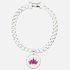 Dancing Queen Crown Bracelet