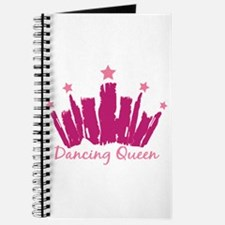 Dancing Queen Crown Journal