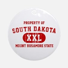 Property of South Dakota, Mount Rushmore State Orn