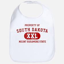 Property of South Dakota, Mount Rushmore State Bib