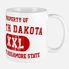 Property of South Dakota, Mount Rushmore State Mug
