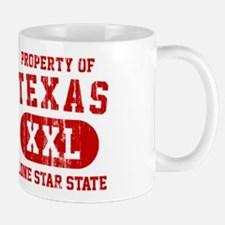 Property of Texas, Lone Star State Mug