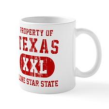 Property of Texas, Lone Star State Mug