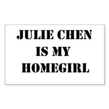 Julie Chen is my homegirl Decal
