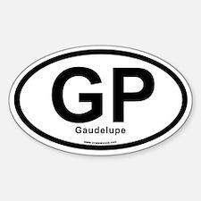 GP - Gaudelupe Sticker (Oval)