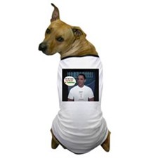 YES WE CAN/cop this tee Dog T-Shirt