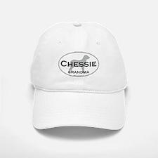 Chessie GRANDMA Baseball Baseball Cap