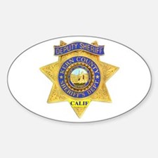 Kern County Sheriff Oval Decal