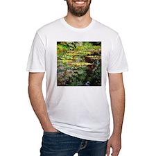 Monet Sea Rose Pond Shirt