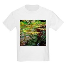 Monet Sea Rose Pond T-Shirt