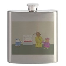 Museum Guide Flask