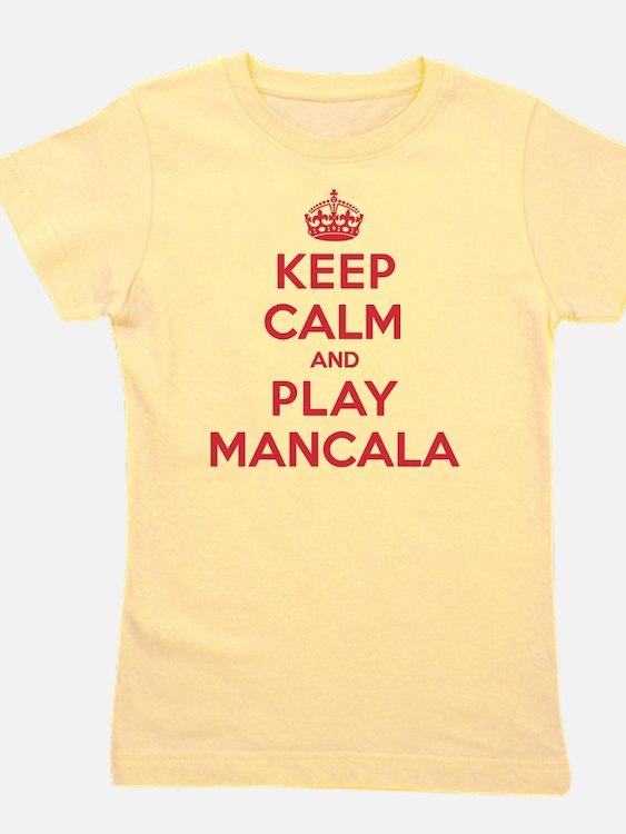 Keep Calm Play Mancala T-Shirt