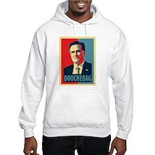 Mitt Romney Douchebag Hoodie