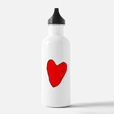 RoughHeart Water Bottle