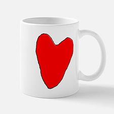 RoughHeart Mug