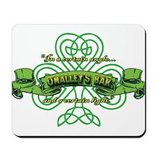 O'Malley's Bar Mousepad